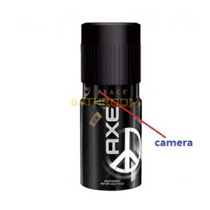 1080P HD 32GB Perfume Bottle Camera Remote Control On/Off And Motion Detection Record