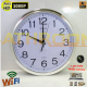 WIFI wall Clock Hidden Camera Nanny Cam 1080P WiFi IP with Audio Motion recorder DVR